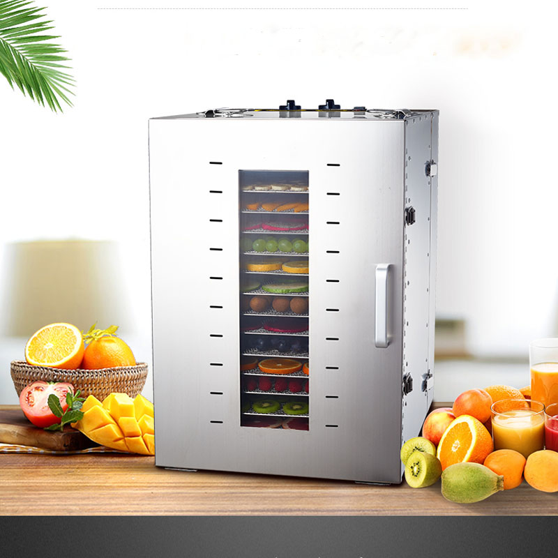 Food Dehydrator Machine Fruit And Vegetables Drying